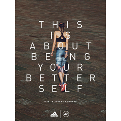 Adidas | This is About Being Your Better Self