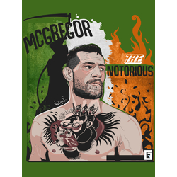 McGregor Conor | Конор МакГрегор
