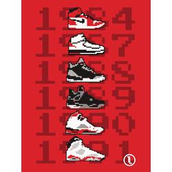 Sneakers History Nike   История Кроссовок