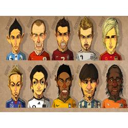 Famous Players | Известные Футболисты