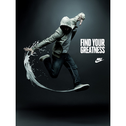 Nike: Find your Greatness | Найк