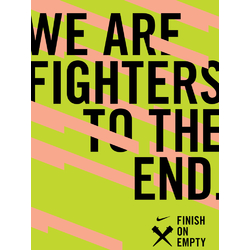 Nike: We are Fighters to the End | Найк