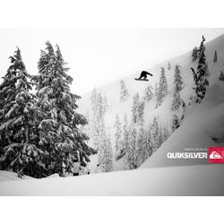 Snowboarding Quiksilver | Сноубординг