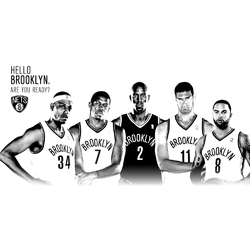 Brooklyn Nets | Бруклин Нетс
