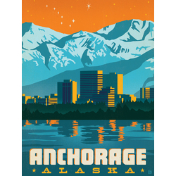 Anchorage | Анкоридж