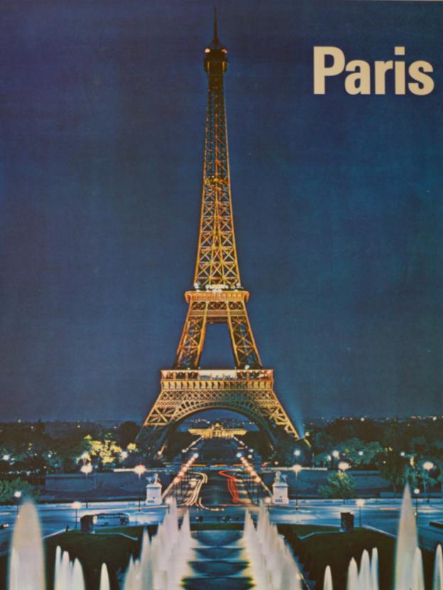 Paris   Париж