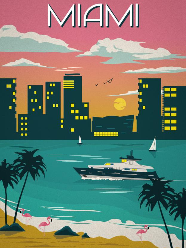 Miami   Майами