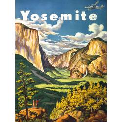 Yosemite National Park   Йосемитский национальный парк