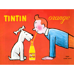 Tintin Orange | Тинтин апельсин