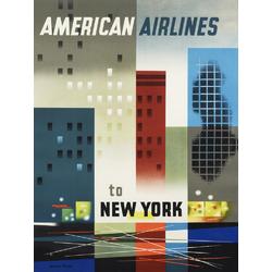 New York - American Airlines | Нью Йорк