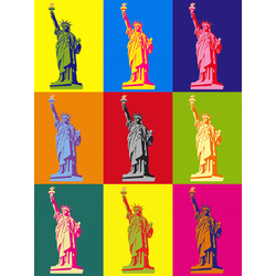 New York - Statue of Liberty   Нью Йорк - Статуя свободы