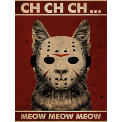 Cat - Ch Ch Ch... Meow Meow Meow | Кот