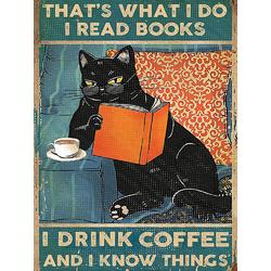 I drink coffee and i know things (Коллекция постеров №2)