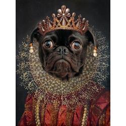 Pug in Crown | Мопс в короне