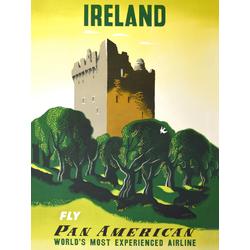Ireland Fly Pan American