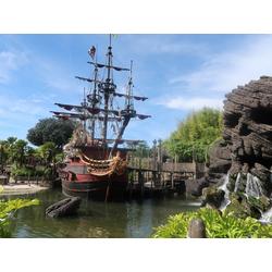 Pirates | Пираты - парусник