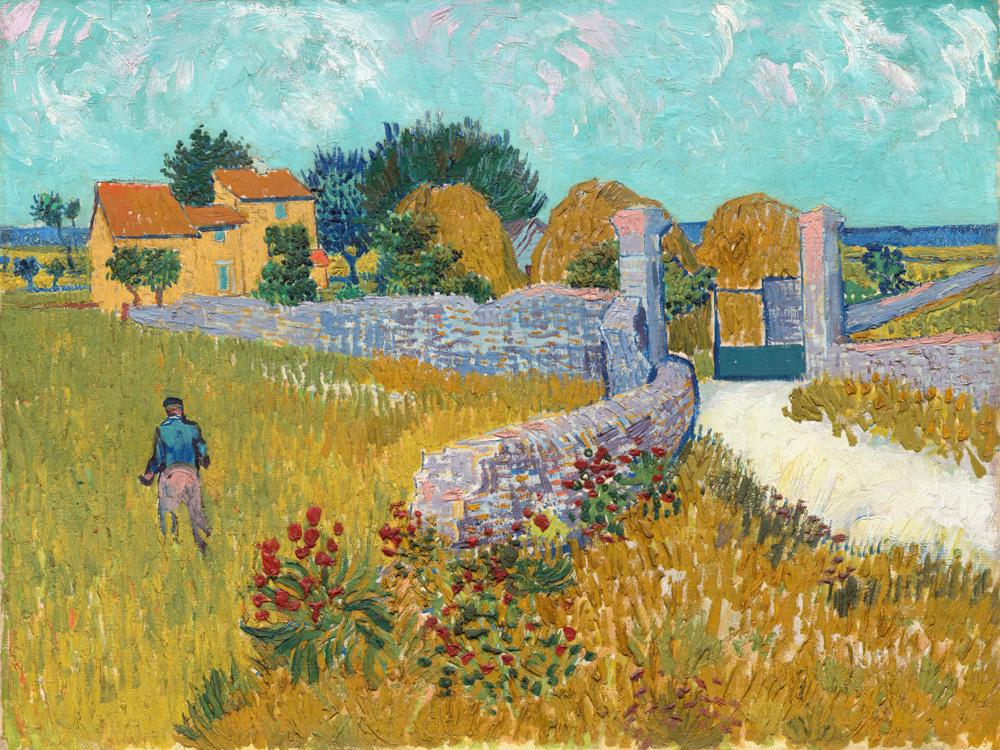 Provence | Прованс | Ван Гог