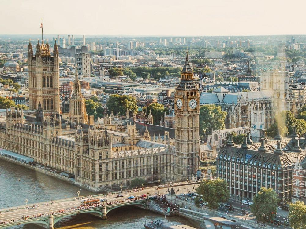 England: Big Ben | Англия Биг Бен