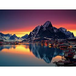 Mountains | Горы | Закат