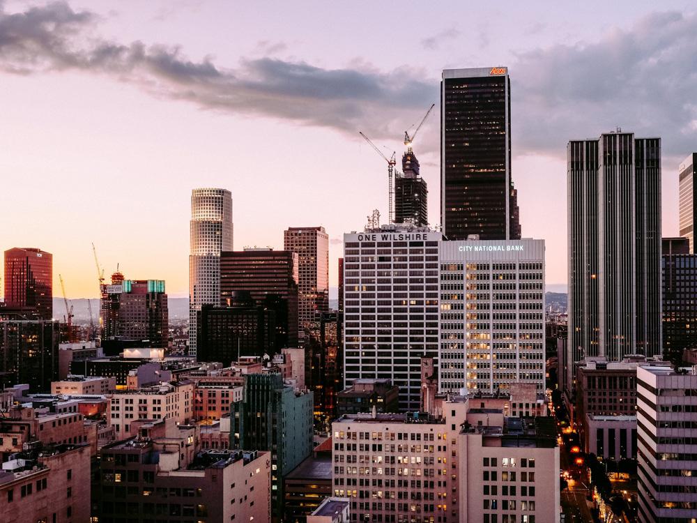 Los Angeles   Лос-Анджелес