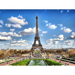 Paris | Париж | Эйфелева башня