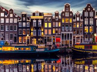 Категория постеров и плакатов Амстердам