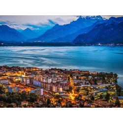 Lake | Озеро | Женева