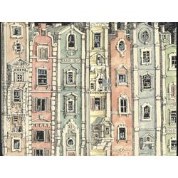 Art: Street | Улица: Дома