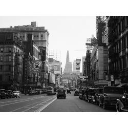 City | Черно-белый Город