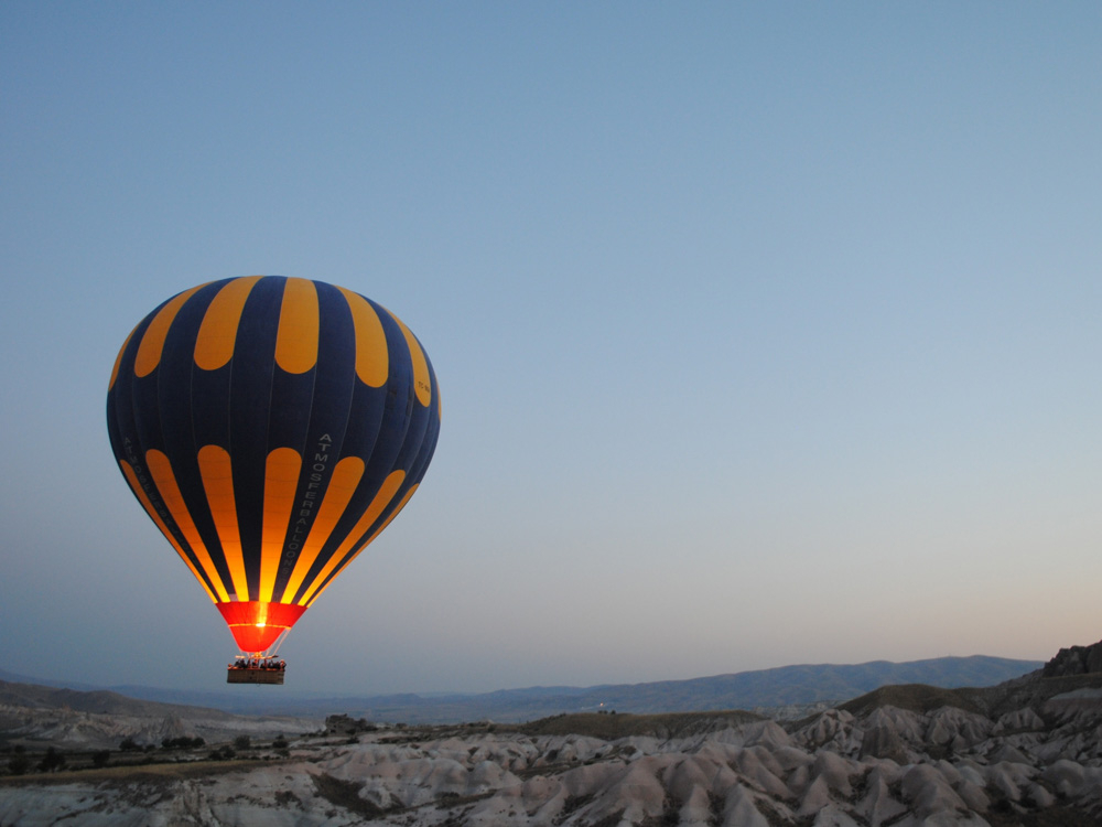 Balloon | Воздушный Шар