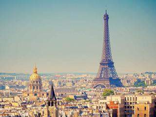 Категория постеров и плакатов Париж