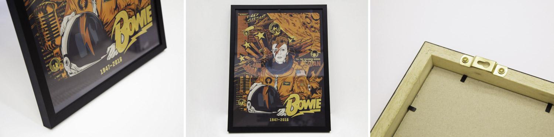 Постеры (плакаты) в багетной рамке со стеклом (ручная работа)