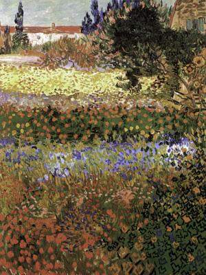 Постер (плакат) Van Gogh | Ван Гог | Цветущий сад